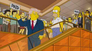 Les Simpson : en 2000, les scénaristes prédisaient la montée de Donald Trump au pouvoir