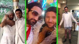 TPMP à Las Vegas : premières images du mariage de Cyril Hanouna et Camille Combal ! (PHOTOS)