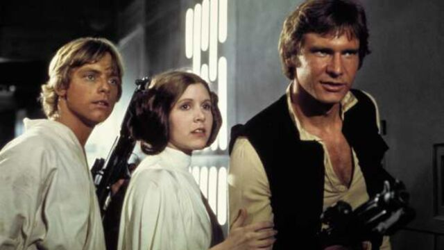 Star Wars : le retour de Harrison Ford et Carrie Fisher