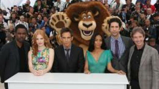 Ils se lèvent tous pour Madagascar 3 !