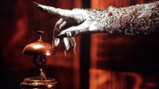 Lady Gaga, première cliente de l'Hotel American Horror Story (VIDEO)