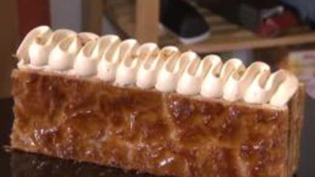 La Recette Testée Par Télé Semaines Le Millefeuille Au - Cuisine testée