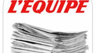 Le quotidien L'Equipe offert avec les forfaits Carrés 4G de SFR