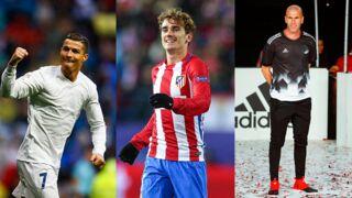 Cristiano Ronaldo, Paul Pogba, Antoine Griezmann... le Nouvel An 2017 des stars du sport ! (16 PHOTOS)