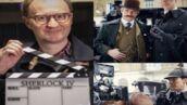 Sherlock : découvrez les coulisses du tournage de la saison 4 (33 PHOTOS)
