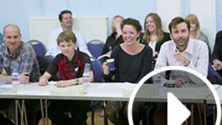 Broadchurch : quand les acteurs se sont rencontrés pour la première fois... (VIDEOS)