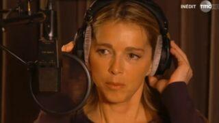 Hélène Rollès : elle dévoile un extrait de son prochain album dans Les mystères de l'amour (VIDEO)