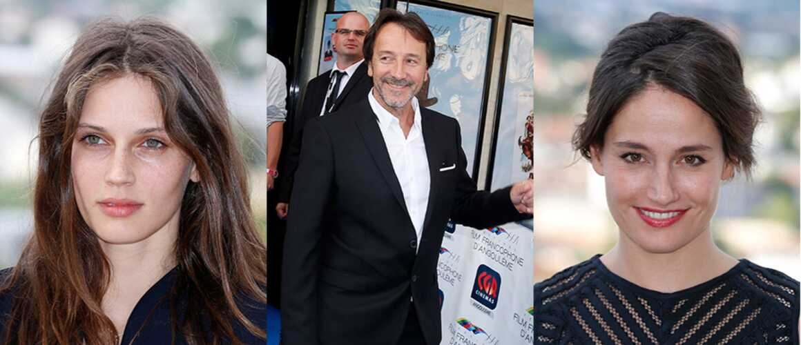 Jean hugues anglade bless mais souriant marine vacth et for Dujardin hugues