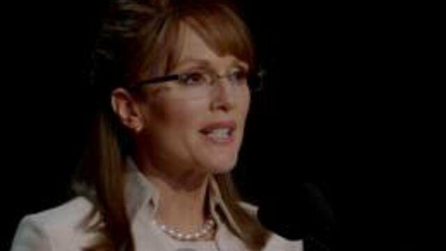Julianne Moore, étonnante Sarah Palin sur HBO