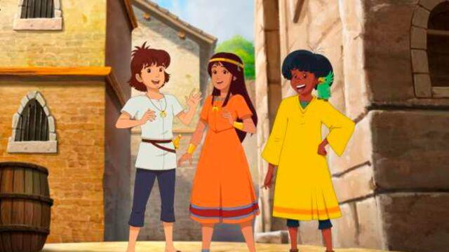 Les Mystérieuses cités d'or : la nouvelle saison sur TF1 (VIDEO)