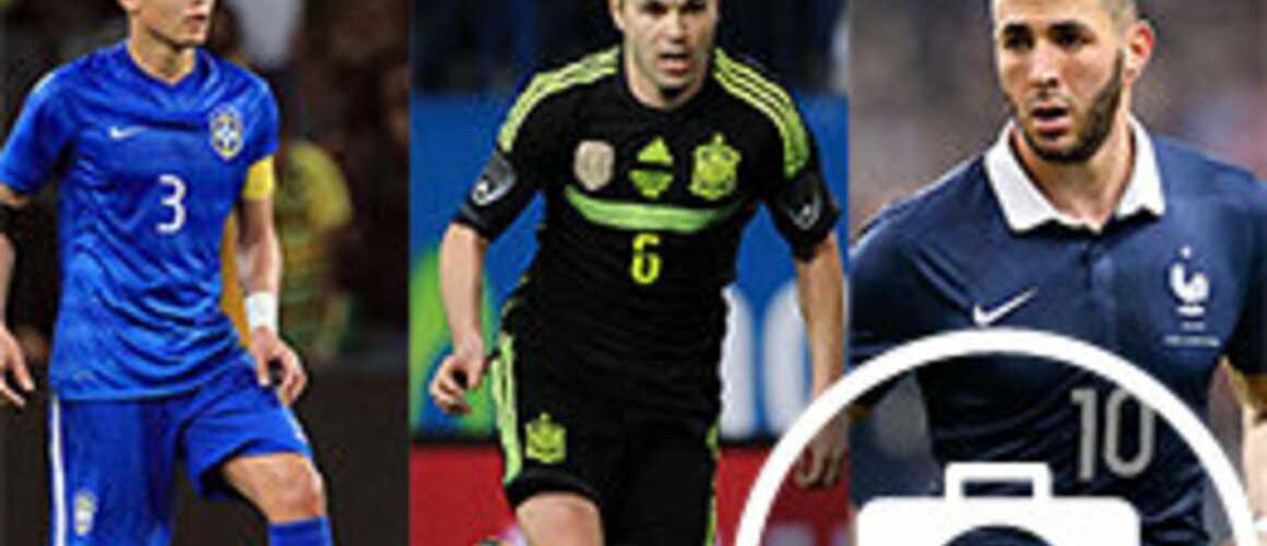 Coupe du monde 2014 les maillots des 32 quipes engag es 52 photos - Maillot equipe de france coupe du monde 2014 ...