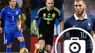 Coupe du monde 2014 : les maillots des 32 équipes engagées (52 PHOTOS)