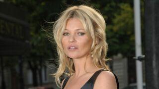 Que devient le top model Kate Moss ?