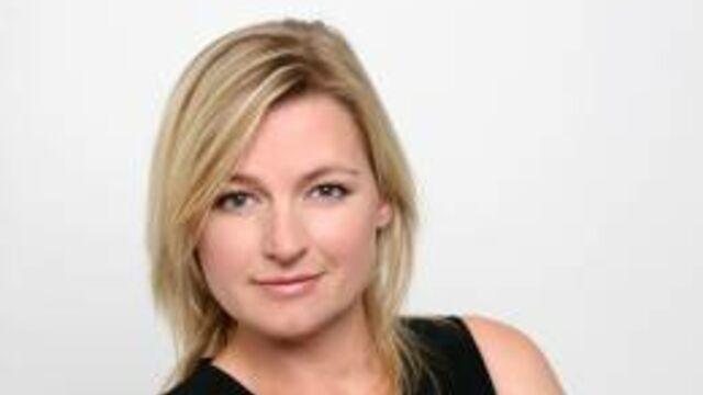 Anne-Elisabeth Lemoine, chroniqueuse sur France Info.