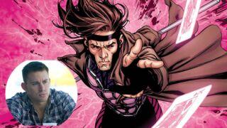 Gambit : Channing Tatum jouera finalement le mutant dans le film