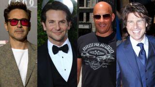 Robert Downey Jr., Tom Cruise… Qui sont les 20 acteurs les mieux payés au monde ? (20 PHOTOS)