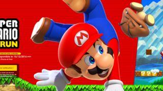 Mario débarque sur vos smartphones le...
