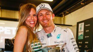 Carnet rose : le pilote de F1 Nico Rosberg est papa d'une petite fille