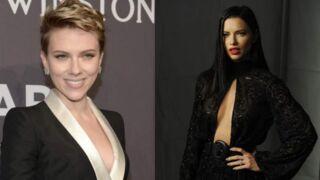Gala de l'amfAR : la nouvelle coupe de Scarlett Johansson et le décolleté d'Adriana Lima font sensation (14 PHOTOS)