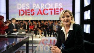 Le lapin de Marine Le Pen coûte 400.000 euros à France Télévisions