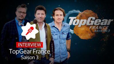 Top Gear France saison 3 (RMC Découverte), ça repart ce mercredi 21 décembre (VIDEO)