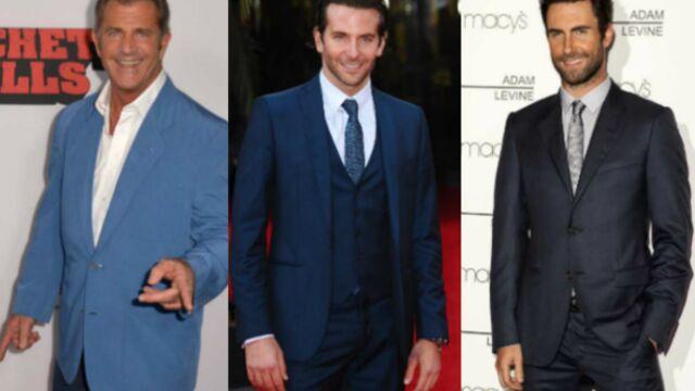 """De Mel Gibson à Adam Levine : les """"hommes les plus sexy du monde"""" (PHOTOS)"""