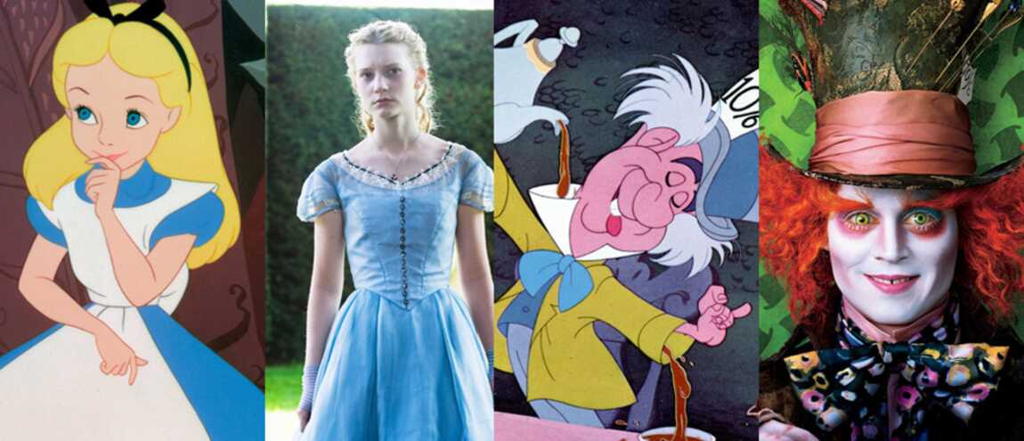 Extraordinaire Alice Au Pays Des Merveilles Dessin Animé alice au pays des merveilles (m6) : le chapelier fou, la reine de