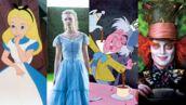Alice au pays des merveilles (M6) : le Chapelier Fou, la Reine de Coeur...les personnages du film ressemblent-ils au dessin animé ? (23 PHOTOS)