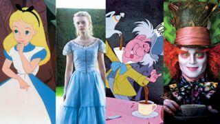 Alice au pays des merveilles (Disney+) : les personnages du film ressemblent-ils au dessin animé ? (PHOTOS)