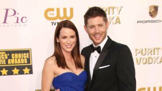 Jensen Ackles (Supernatural), papa de jumeaux