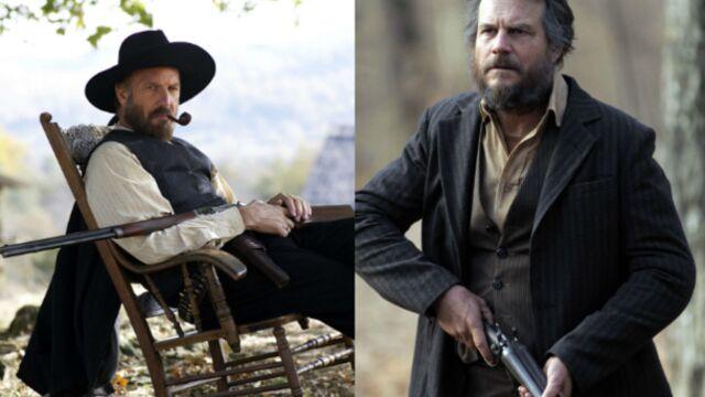 Kevin Costner crève l'écran dans Hatfields & McCoys (Canal+)