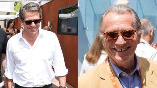 William Leymergie, Hugh Grant, Amir et Laury Thileman… les stars s'offrent une virée à Roland Garros (20 PHOTOS)
