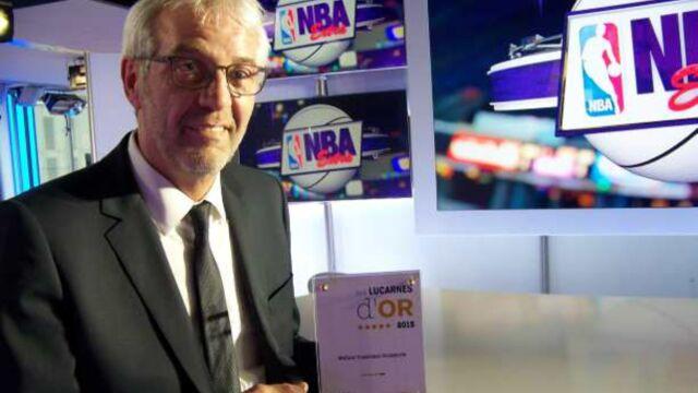 Lucarnes d'or : Jacques Monclar, meilleur consultant omnisports