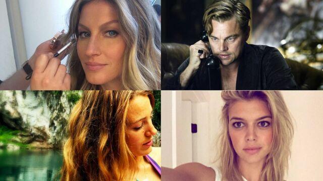 Leonardo DiCaprio (Arrête-moi si tu peux) : toutes les femmes de sa vie... en 20 PHOTOS