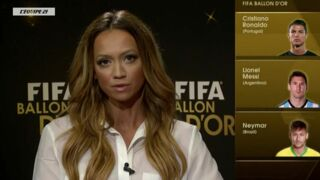 Ballon d'or : Messi, Ronaldo et Neymar finalistes