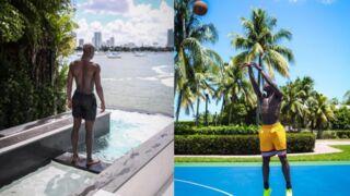 En passe de devenir le joueur le plus cher de l'histoire, Paul Pogba s'éclate en vacances (PHOTOS)