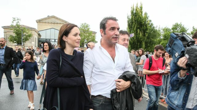 Jean Dujardin et Nathalie Péchalat : ensemble c'est tout !
