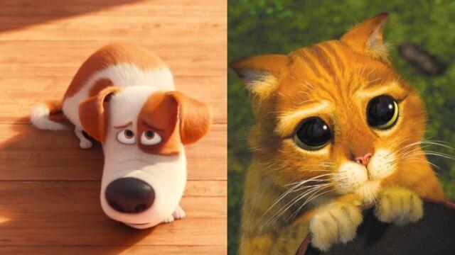Max (Comme des bêtes), le Chat Potté, Bambi… Quelles sont les stars animées les plus mignonnes ? (22 PHOTOS)