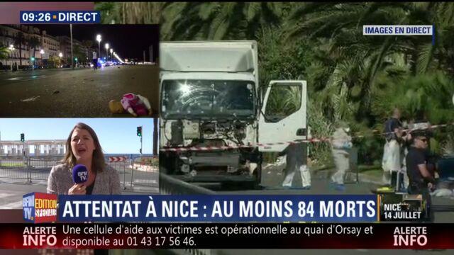 Attentat de Nice : quelles audiences pour les éditions spéciales et chaînes info ce 15 juillet ?