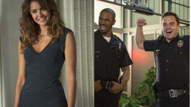 Cops - Les Forces du désordre : les acteurs de New Girl face à Nina Dobrev de Vampire Diaries