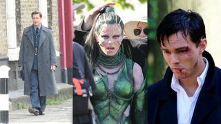 Brad Pitt, Tom Hardy, Bella Thorne, Christopher Nolan... Attention, ça tourne ! (27 PHOTOS)