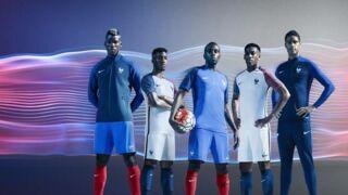 Equipe de France : Voici le nouveau maillot des Bleus pour l'Euro 2016