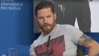 Tom Hardy énervé après la question d'un journaliste sur sa sexualité (VIDEO)