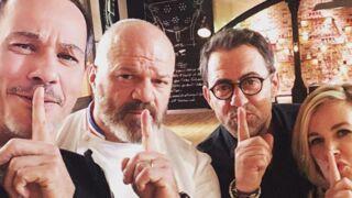 Top Chef 2017 : les jurés s'amusent sur le tournage (9 PHOTOS)