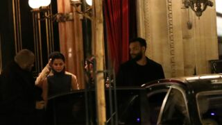 Selena Gomez et the Weeknd : en amoureux à Paris