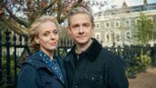 Pourquoi le tournage de Sherlock a été très difficile pour Martin Freeman (Watson) et Amanda Abbington (Mary)