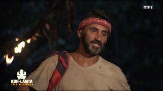Koh-Lanta, l'île au trésor : Stéphane, victime de sa mauvaise stratégie