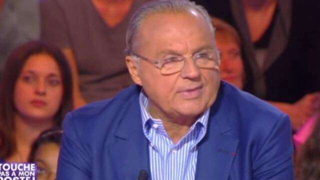 D8 : le coming out de Gérard Louvin dans Touche pas à mon poste (VIDEO)