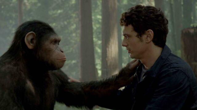La Planète des singes : les origines, en orbite sur TF1