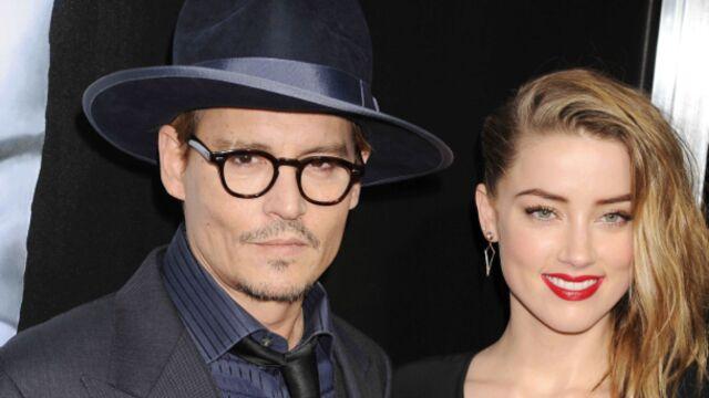 Johnny Depp et Amber Heard sont mariés !